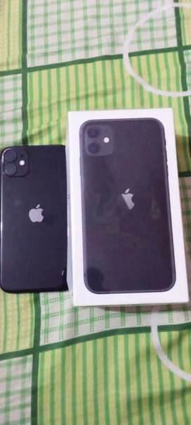 Iphone 11 few days used (PTA Approved)