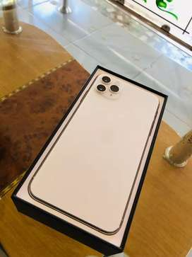 I phone 11 pro max just opened