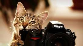 DSLR camera Daily rent
