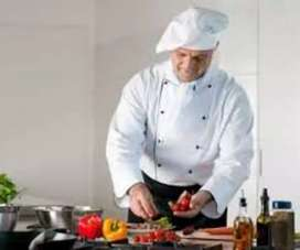 Chinese, Indian & Tandoor cook/chef