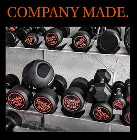 Premium Quality Rubber Dumbbell in Best Price