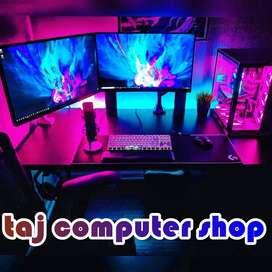 NEW CORE i5 CPU+LED MONITOR+KBNM+W10+WRTY AT 12900//LOCKDOWN OFFER