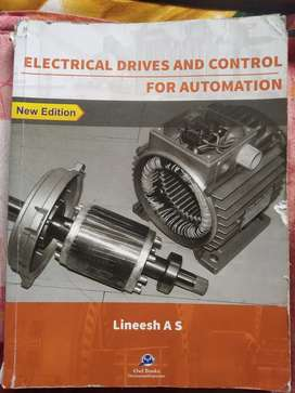 Electrical drives and control for automation for ktu 3rd yr students