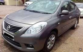 Nissan Sunny XV Diesel, 2012, Diesel