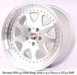 HSR WHEEL velg racing model Bavaria hsr ring18 buat clubman