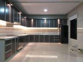 Kitchen Top Table meja dapur pantry bar Marmer Granit alam