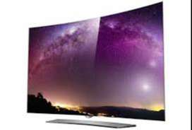 Flat Screen TV43 Inch Normal led TV with warranty bill.