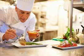 Inviting applications from Chefs for a cloud kitchen business.