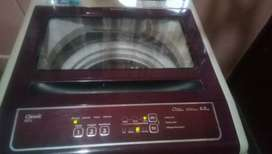 Top load whirlpool fully automatic washing machine