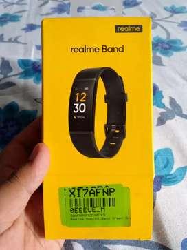 Brand new realme smart band