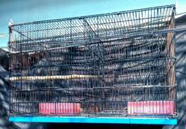 Folding Cage (2 Portions) for Sale in R.Pindi