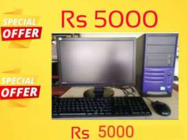 wipro branded dualcore systems  Used good condition Dual core system