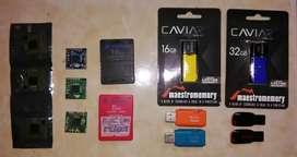 Matrix Mcboot + Flesdisk 8GB untuk PS2