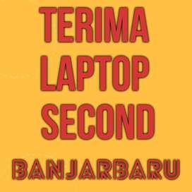 Menerima Laptop Bekas