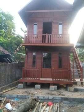 Rumah Saung Jepara