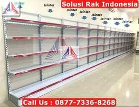 Distributor Rak Gudang supermarket Harga Pabrik Ready Stok