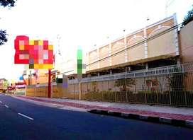Ruko dan Gudang Luas di Pusat Kota Jalan Sultan Agung