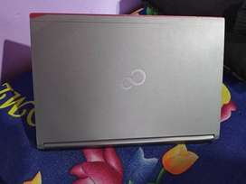 Fujitsu laptop Core i5 4th generation  4 gb ram
