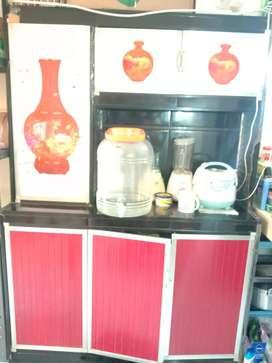 Lemari dapur /kitchen set