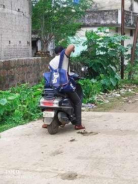 Parcel delivery job