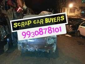 Qqq --  PURCHASER OF  SALVAGE CAR in scrap