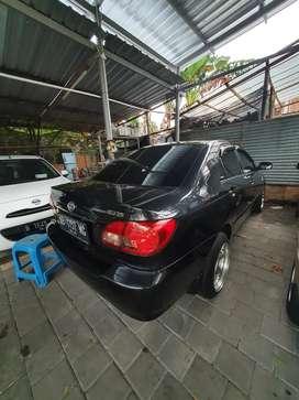 Toyota Altis hitam manual 2006 ab bantul tinggal pake