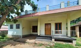 Independent 3 bedroom house for Rent at PALLITHOTTAM,  Kollam