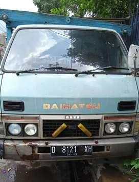 Daihatsu Delta Double Tahun 1984 Pajak Isi.