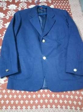 Blue colour blazer 29 size