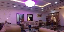 Bahria Town phase 8 . HEMLET 18 Marla furnished house for sale