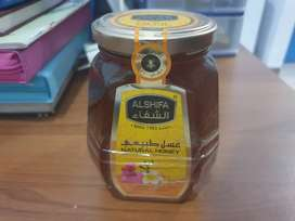 Madu Alshifa 500gr free 125gr