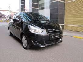 [TDP 14jt Nego] Mitsubishi  Mirage Gls AT 2012 Low Km & Bergransi