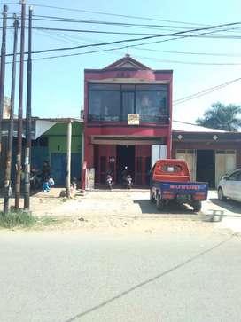 Dijual ruko di pinggirjalan gandasoli dekat pasar junti katapang
