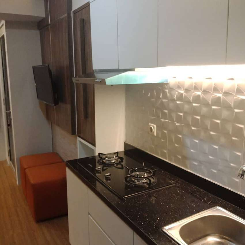 disewakan apartemen type 2 bedroom fasilitas lengkap harga terjangkau 0