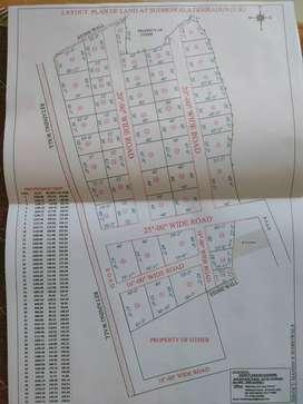 Plots available at Sudhowala, Dehradun