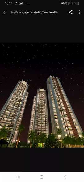 AVAILABLE 2 BHK RENT CLOUD 36 GHANSOLI SE-11