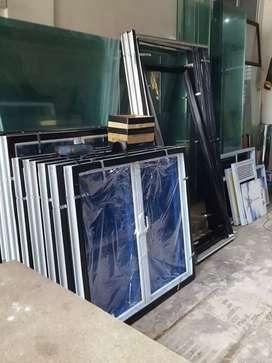 Jual Jendela aluminium