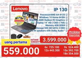 Kredit Laptop Lenovo IP 130