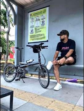 Sepeda dahon vitesse p18