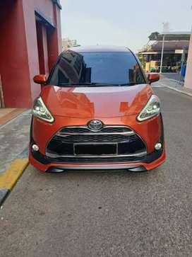 Toyota Sienta 1.5 Q 2017 Automatic