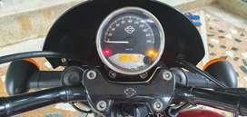 Brand New Condition Harley Davidson Street 750