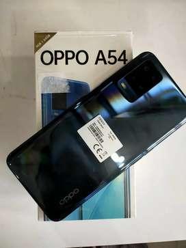 Oppo A54 Ram 4GB / 64GB Black Edition