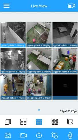 Dealer CCTV Terjamin Kualitasnya Bergaransi resmi