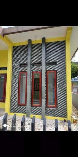 Rumah minimalis baru...siap huni