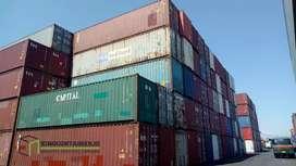 Container 40ft Siap Pakai eks Eksport Import