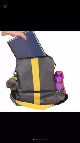 Gabag Cooler Matahari Backpack Sling