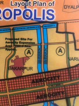 150 Gaj Residential Loi Land Available in Block- A Aerotropolis mohali