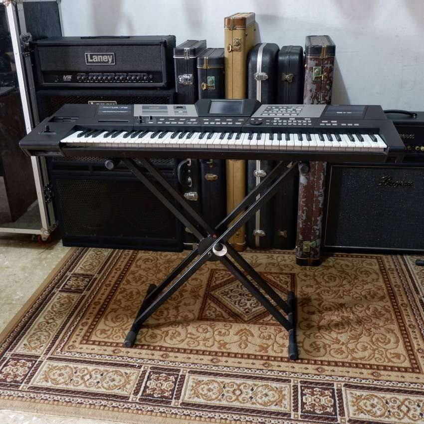 BILLY MUSIK - Keyboard Roland VA76 Workstation - Istimewa - Italy 0