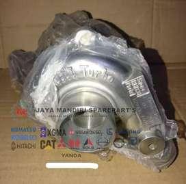 Genuine turbo Yanmar 4TNE84