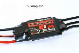 Original High Quality Hobbywing SkyWalker 60A Brushless ESC Speed Cont